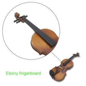 Griffbrett einer Geige